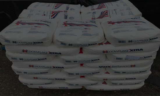 Peladow & CALCIUM CHLORIDE pellets